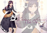 (SOLD) Adoptable OC 17 - Zodiac Series: The Ox by Lunafleurr