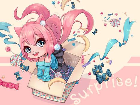 [Gift Art] - Chiye for Hyanna-Natsu