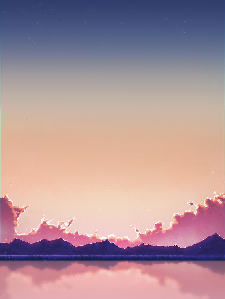 Pink Morning by DamisDesigns