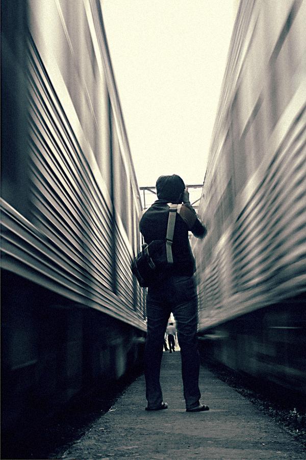 Selasar Kereta by julianpalapa
