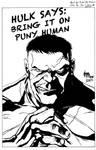 Hulk: Bring It On!