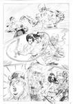 Pencils for Joe Doogan Issue 4 Page 5