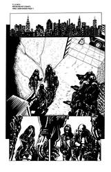 CLAWS Pg 1 - Inks by JTDixon