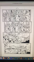 The Angel Wars Page 1