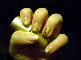 Nail art n.7 by megalomaniaCi