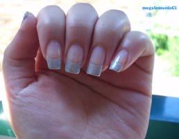 Nail art n.32 by megalomaniaCi