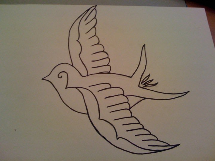 Line Art Animals Tattoo : Tattoo idea uncoloured by riverjam on deviantart