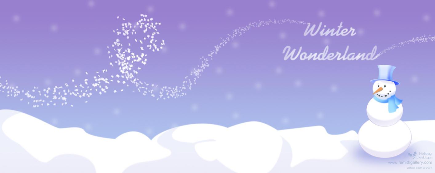 Holiday Cheer-WinterWonderland by doodlediddy