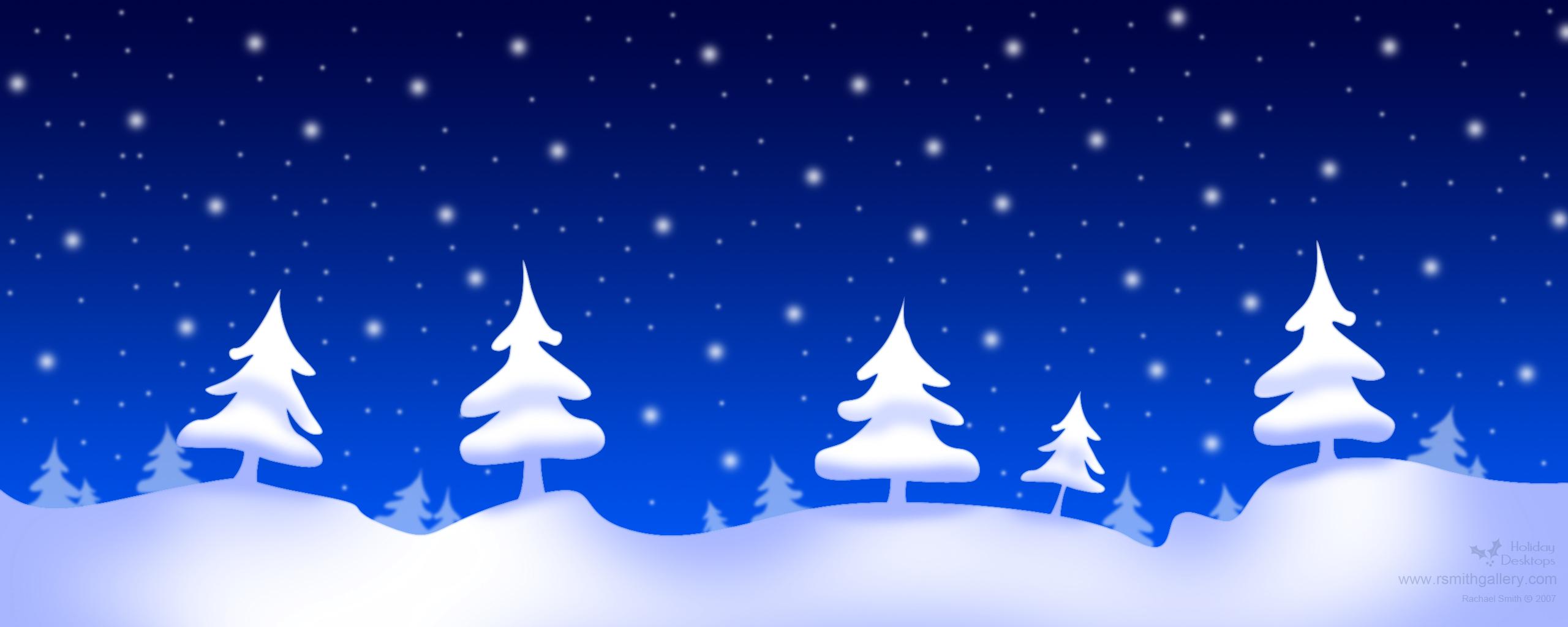 Holiday Cheer - Winter Night
