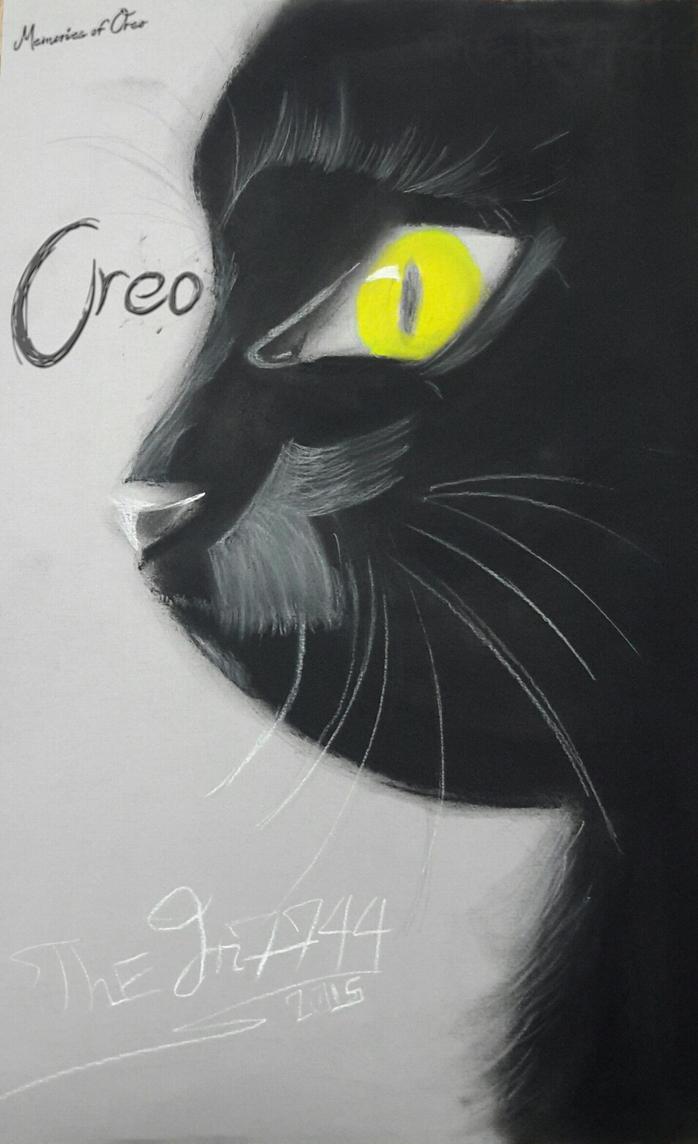RIP Oreo by thejr7744