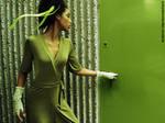Green Spy 2 by Marciedip