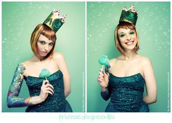 Princesse des Grenouilles 5 by Marciedip