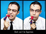 Clark can't be Superman 4