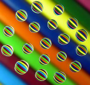 Colorful Drops 7