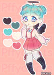[OPEN] Cute Angel Adopt [POINTS/CASH] by Pffydopts