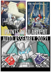Auto Assembly 2012 Prints Preview!