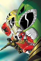 Jason David Frank Power Rangers Montage