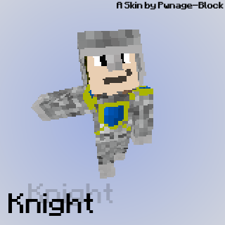 Knight Skin - V2.0 by Pwnage-Block