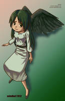 Angel: Chibified by avimHarZ