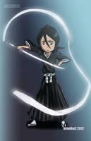Fanart: Rukia Kuchiki (Chibi) by avimHarZ