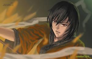 Avi: Ablaze by avimHarZ