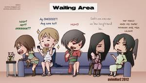 Waiting Area... (Translation on Description) by avimHarZ