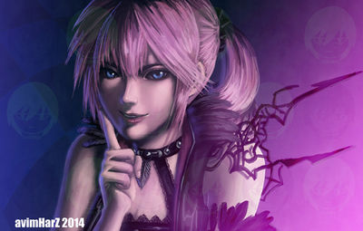 Fanart: Lumina from Lightning Returns FFXIII by avimHarZ