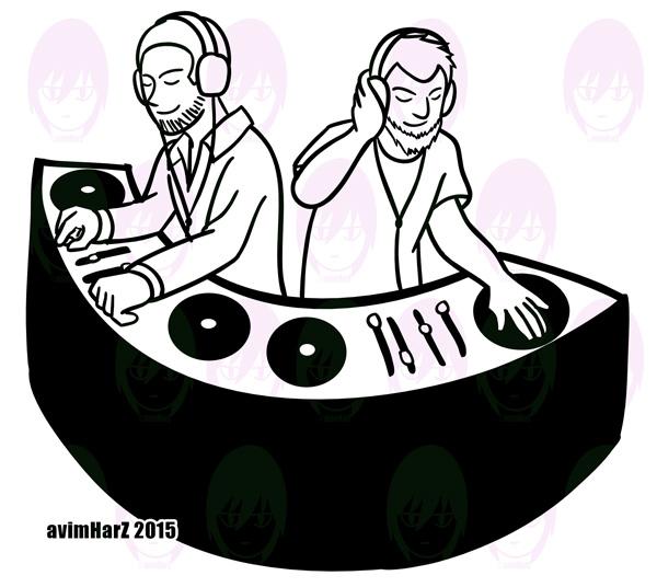 Commission: DJ by avimHarZ