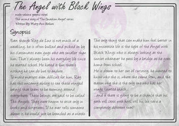 The Angel with Black Wings synopsis by avimHarZ