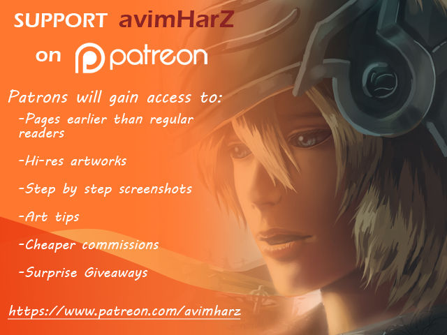 Patreon Ad2 by avimHarZ