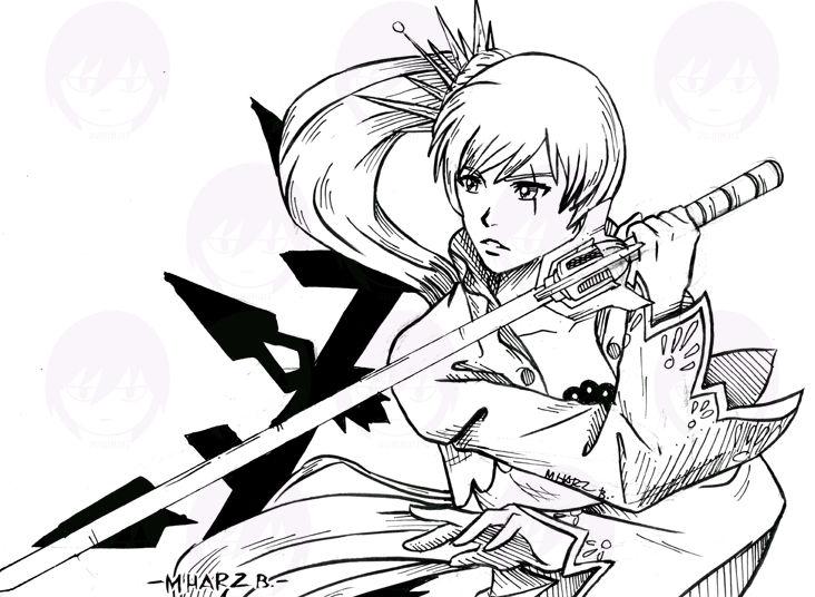 Weiss by avimHarZ