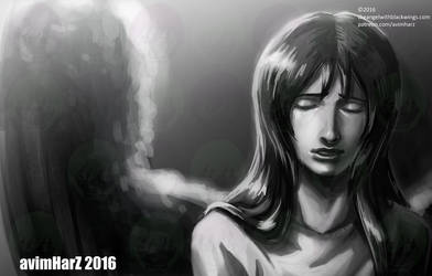 OC: Tears by avimHarZ