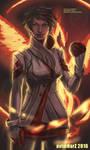 Fanart: Candela from Pokemon Go/Team Valor