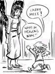 Quick Sketch: Carry Me!