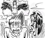 Quick Sketch: Ray's Fantasy