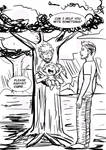 Quick Sketch: Cupid Babysitter