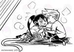 Quick Sketch: Mara's Fantasy