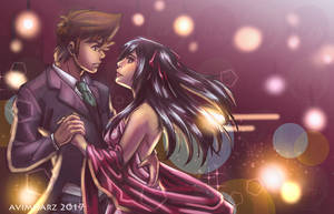 OC: Prom Night by avimHarZ