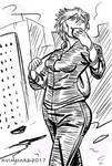 Quick Sketch: BURGER!