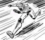 Quick Sketch: Mecha Ray by avimHarZ