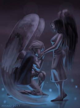 Courtship by avimHarZ