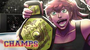 CHAMPS Wallpaper - Jane The Champ