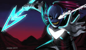 Undertale: Undyne The Undying