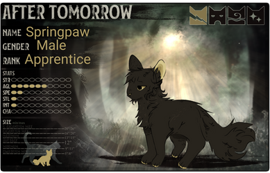 AT | Springpaw | turning over a new leaf