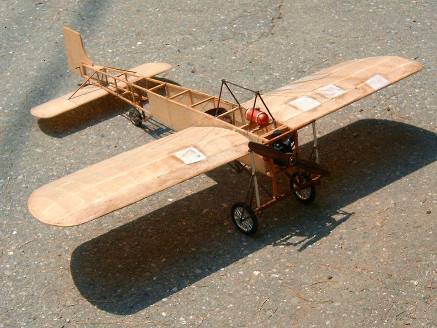 Bleriot no2 by gberzzerk