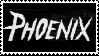 Phoenix Stamp by CritterInvasion