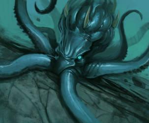 Kraken by theLateman