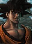 Goku by theLateman