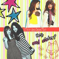 Blend Hey, Soul sister by liveandsmile