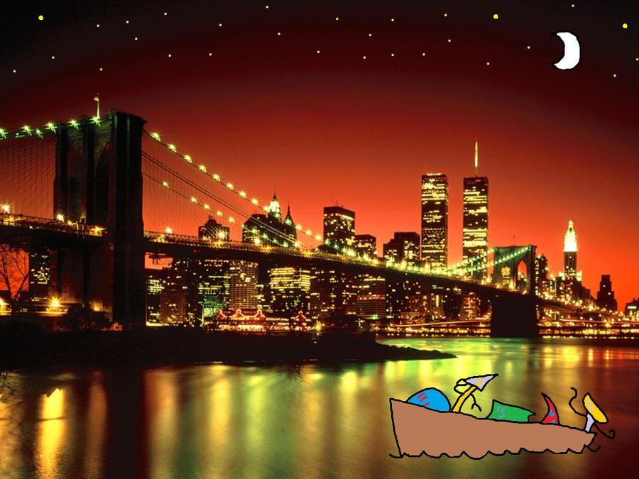 made it to new york by thecrazyworldofjack